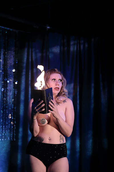 Colorado Burlesque Festival - Thursday Night
