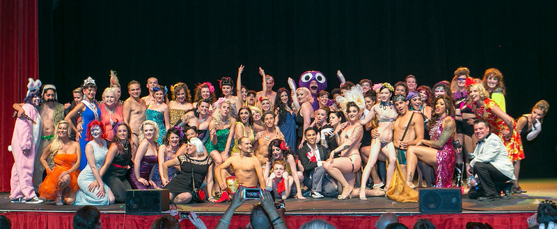Colorado Burlesque Festival 2014