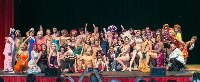 Colorado Burlesque Festival 2014