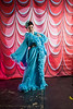 Burlesque Hall of Fame Weekend at The Orleans Hotel and Casino in Las Vegas, 2012. Miss Cherry Typhoon of Tokyo, Japan.