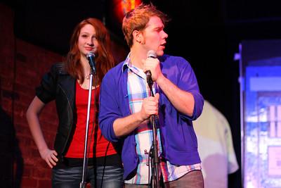 Emcee Ashley & Whit