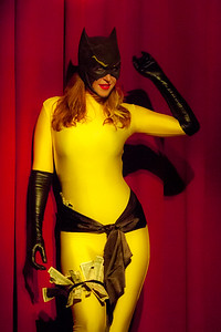 Saraphina Cosplay | Hellcat