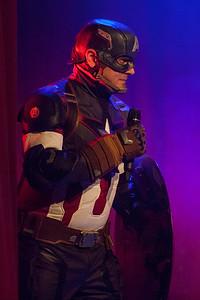 Dan Gottlieb | Captain America