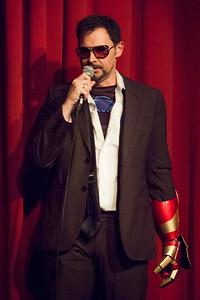 Handsome Brad | Tony Stark