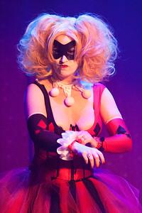 Gogo Incognito | Harley Quinn