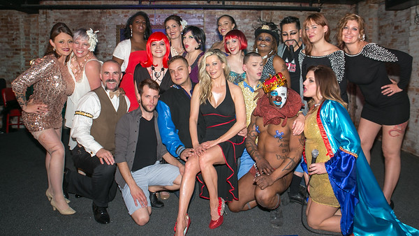 Peaks & Pasties with 2013 King of Burlesque Ray Gunn!
