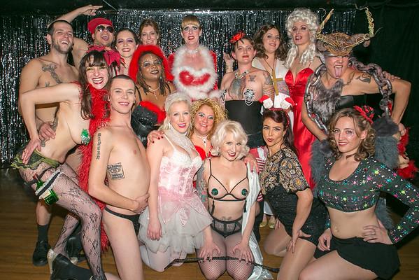 Peaks and Pasties Holidaze Show 2014