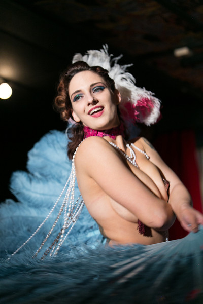 Peaks and Pasties Red Room Show!