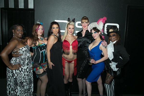 Peaks and Pasties at The Mezz w/Bunny Galore!!
