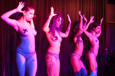 SuicideGirls' Blackheart Burlesque