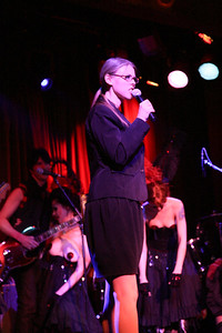 Kristen Lee & The Sisterhood of the Traveling Hotpants