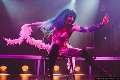 Suicide Girls Blackheart Burlesque at Culture Room, Fort Lauderdale, Florida, November 4th, 2015