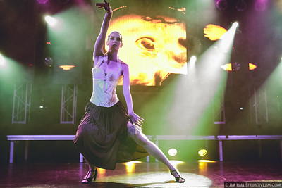 Ms. CoCo Le Bod of Divas and Dolls Burlesque opening up for Suicide Girls Blackheart Burlesque at Culture Room, Fort Lauderdale, Florida, November 4th, 2015