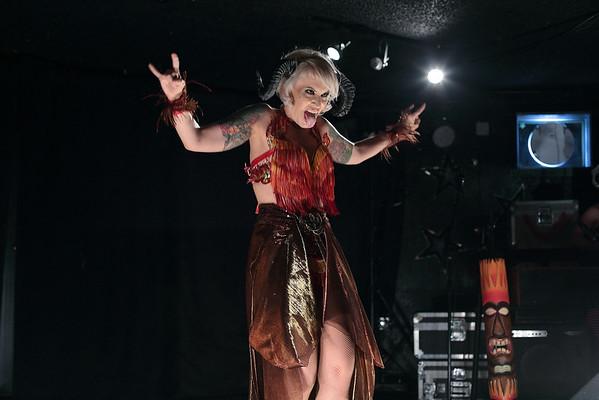 The Voodoo Organist w/ Peaks and Pasties!
