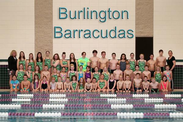 Burlington Barracudas Swim Club