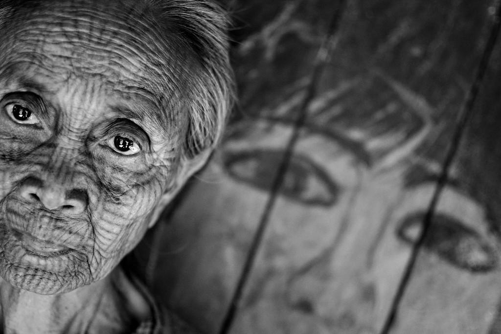 Chin Woman - Rakhine State
