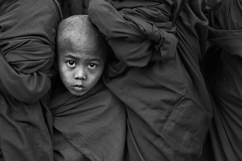 Little Monk - Bagan