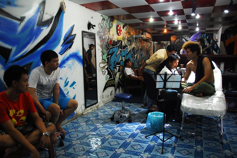 Rangoon Tattoo Parlor - Yangon