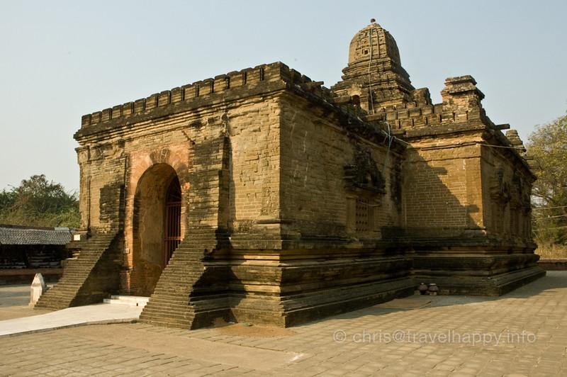 Nanpaya Temple, Bagan
