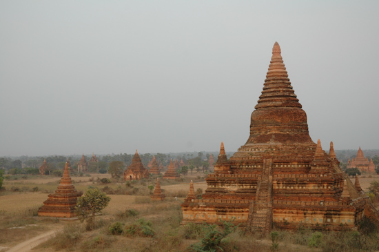 A Quick History Of Bagan, image copyright Chris Mitchell