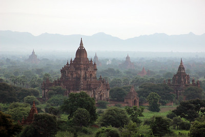 Myanmar 2 Week Itinerary, image copyright KX Studio