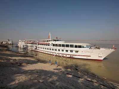 A Myanmar River Cruise From Bagan To Mandalay, image copyright Kevin Revolinski