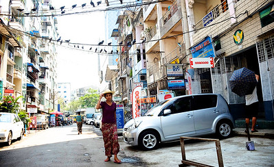 Yangon Quick Guide, image copyright Indigo Mood