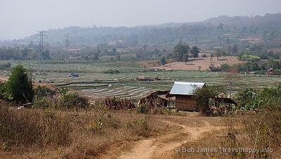 Hsipaw - Trekking In Myanmar's Shan State, image copyright Bob James