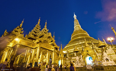 Things To Do In Yangon, image copyright Justin Vidamo