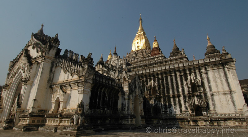 Packing List For Myanmar, image copyright Chris Mitchell