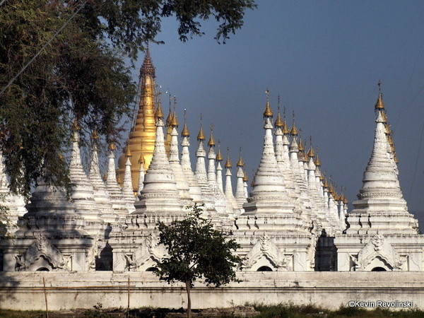 Sandamani or Sanda Muni, Mandalay (photo credit: Kevin Revolinski)
