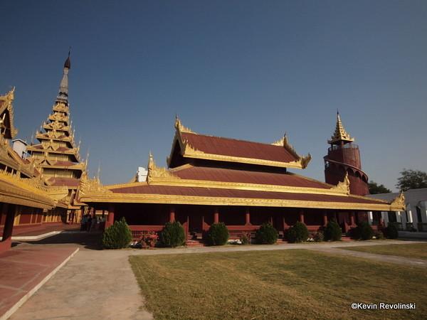 Mandalay Palace  (photo credit: Kevin Revolinski)