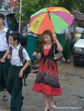 Bogyoke Aung San Market pt 1 - August 2010