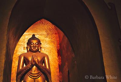 Smiley Buddha