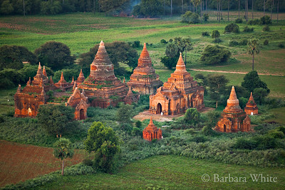Temples From The Air