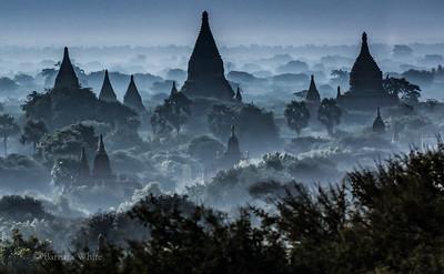 Bagan In The Morning