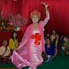 Dancer<br /> Nat Festival<br /> Hintha Gon Shrine<br /> <br /> Bago, Burma<br /> 25 December 2012