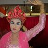 Dancer Close Up<br /> Nat Festival<br /> Hintha Gon Shrine<br /> <br /> Bago, Burma<br /> 25 December 2012