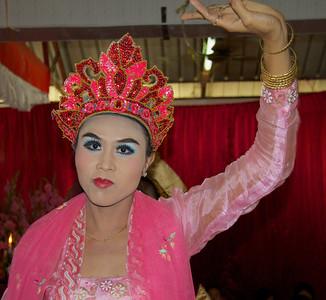 Dancer Closeup