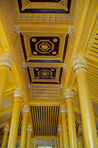 Ceiling and Columns