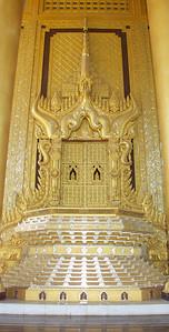 Lion Throne (Sihasana)