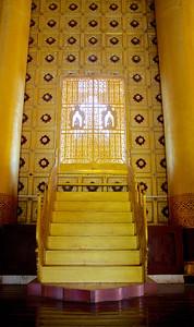 Hallway Door and Stairs