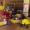 Blessings from Buddhist Monk