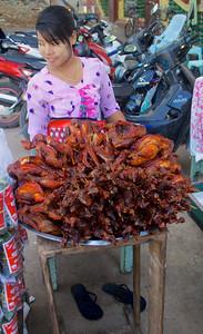 Fried Chicken Vendor