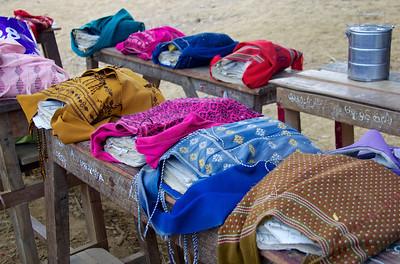Woven School Bags