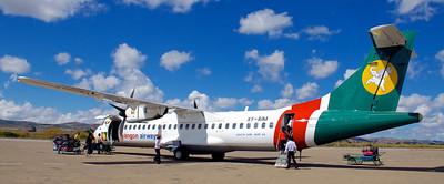 Yangon Airways Airplane