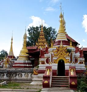 Shwe Zali Pagoda