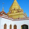 Stupa and Courtyard