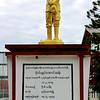 General Bogyoke Aung San Statue