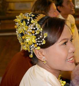 Bride's Hair Ornament